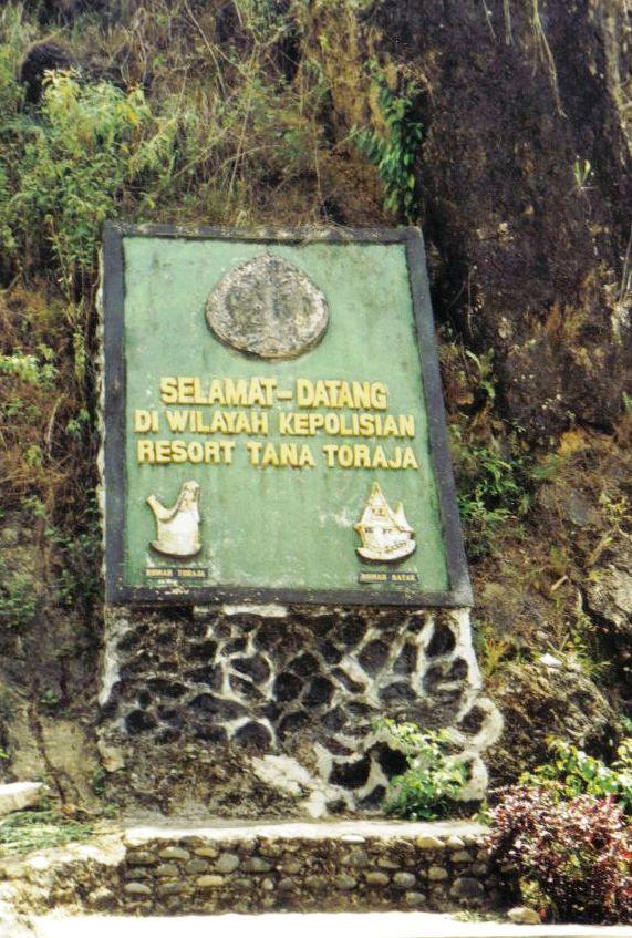 Tana Toraja 57 (toegangspoort)