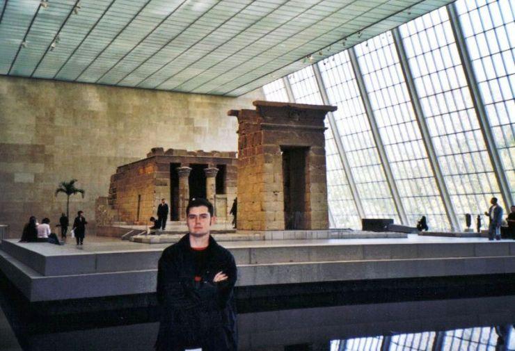 Tempel van Dendur - 1800 v.C.