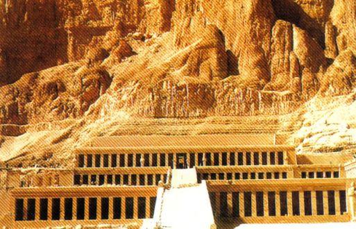 Tempel van Hatsjepsoet 01