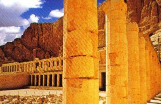 Tempel van Hatsjepsoet 04