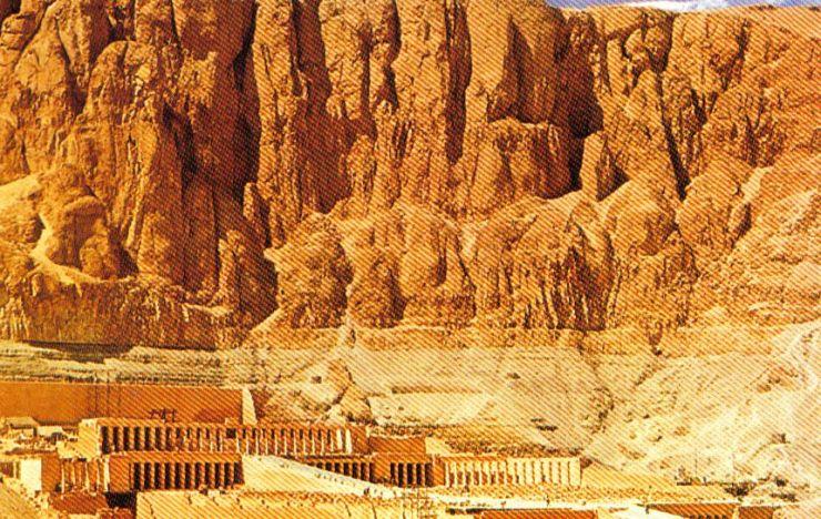 Tempel van Hatsjepsoet 05