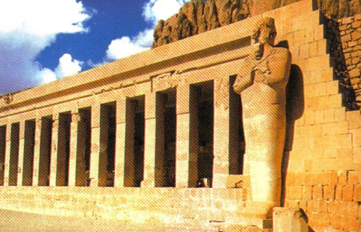Tempel van Hatsjepsoet 06