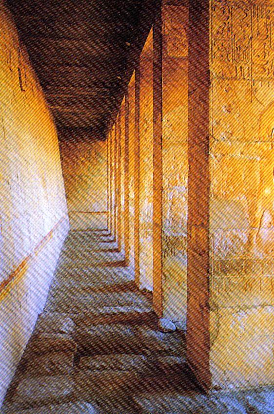 Tempel van Hatsjepsoet 07