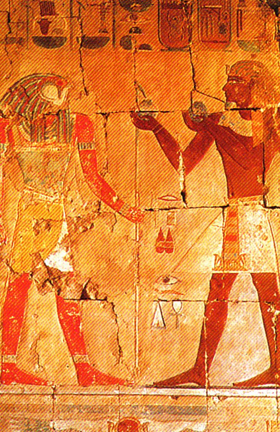 Tempel van Hatsjepsoet 08