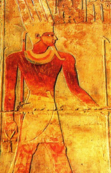Tempel van Hatsjepsoet 09