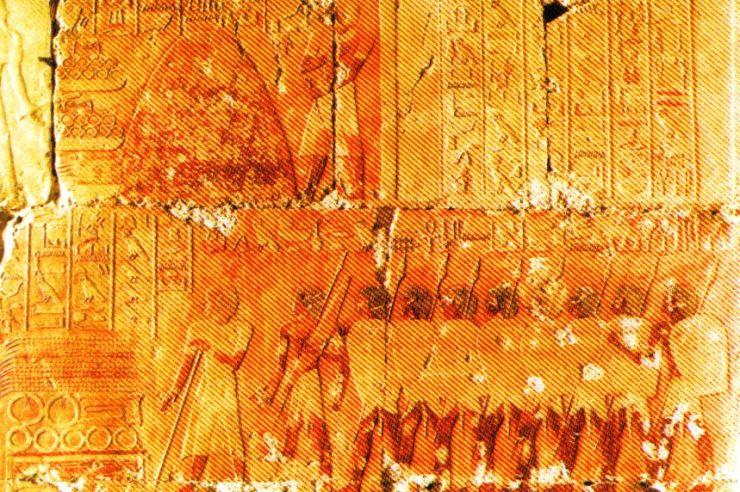 Tempel van Hatsjepsoet 10