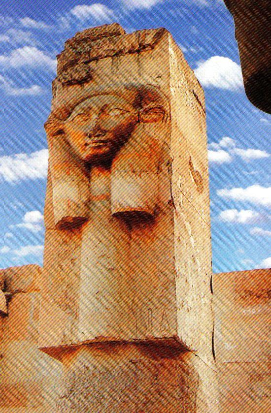 Tempel van Hatsjepsoet 12