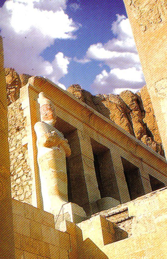 Tempel van Hatsjepsoet 16