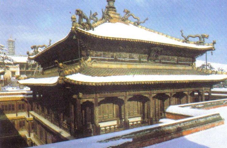 Tempel van Sumeru 01