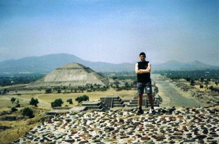 Teotihuacán 02 (Tempel van de zon)