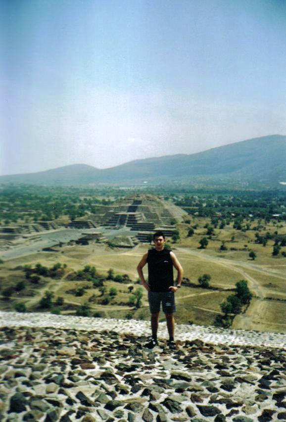 Teotihuacán 05 (Tempel van de maan)