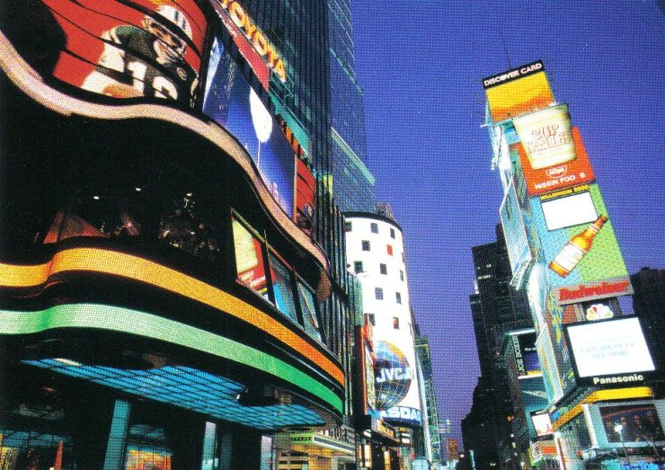 Times Square 01