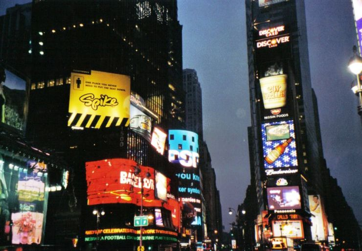 Times Square 10