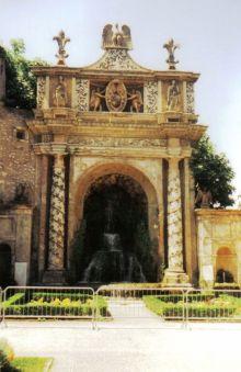 Tivoli 10 (Villa d'Este - Fontein van Draghi)