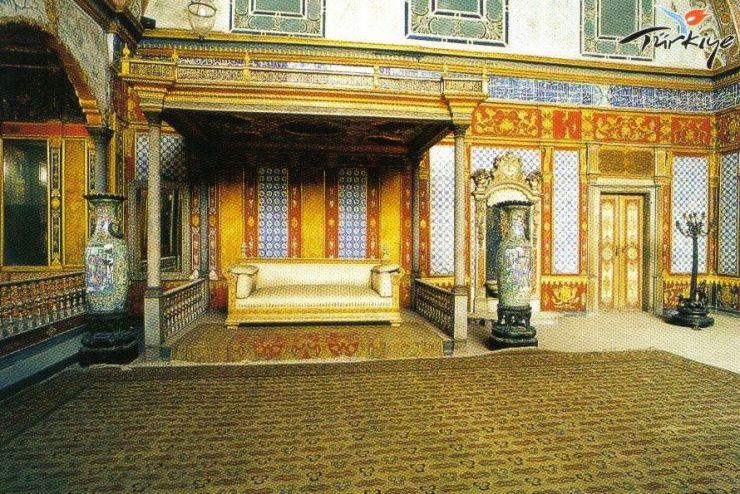 Topkapi-paleis 08 (koninklijke loge)