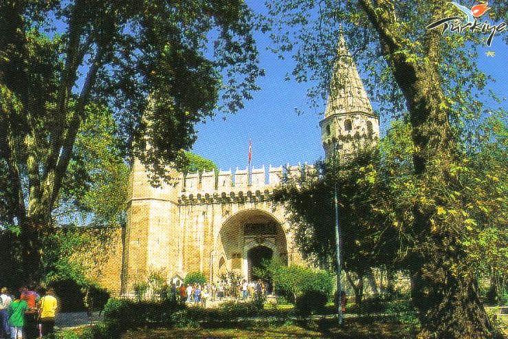 Topkapi-paleis 09 (toegangspoort)