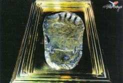 Topkapi-paleis 17 (voetafdruk van de profeet Abraham)