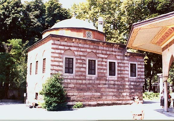 Topkapi-paleis 19 (moskee)