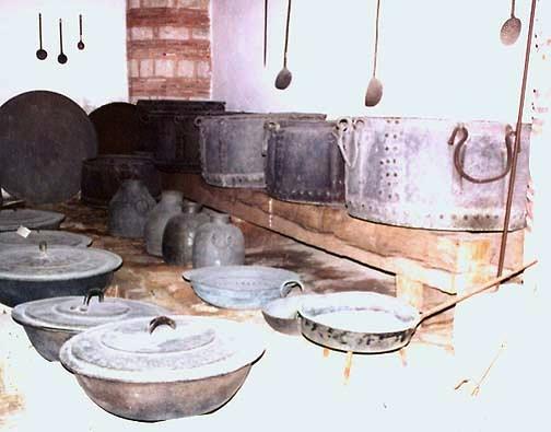 Topkapi-paleis 21 (keuken)