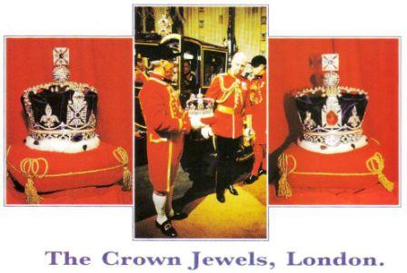 Tower of London 37 (museum met de koninklijke juwelen)