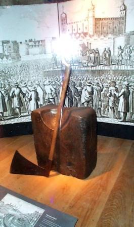 Tower of London 39 (executieblok)