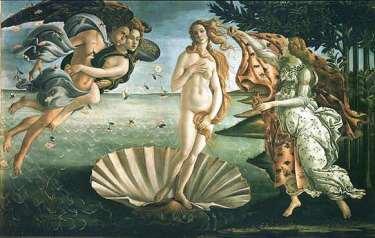 Uffizi 03 (Allessandro Botticelli - Geboorte van Venus)