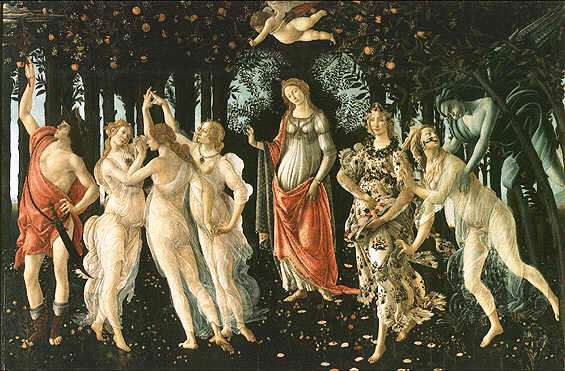 Uffizi 04 (Allessandro Botticelli - Lente)