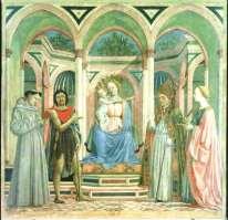 Uffizi 11 (Domenico Veneziano - Sint Lucia dei Magnolia)