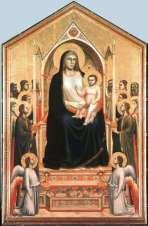 Uffizi 17 (Giotto - Ognissanti Madonna)