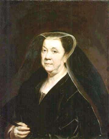 Uffizi 22 (Jakob Jordaens - Portret van een vrouw)