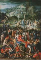 Uffizi 23 (Jan Brueghel de oudere - Kruisiging)
