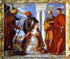 Uffizi 27 (Paolo Veronese - Martelaarschap van Sint Justina)
