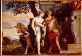 Uffizi 28 (Paolo Veronese - Venus en Mercurius)