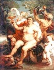 Uffizi 31 (Peter Paul Rubens - Bacchus)