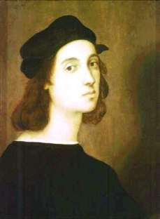 Uffizi 34 (Raphael - Zelfportret)