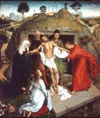 Uffizi 37 (Rogier van der Weyden - Grafdraging)