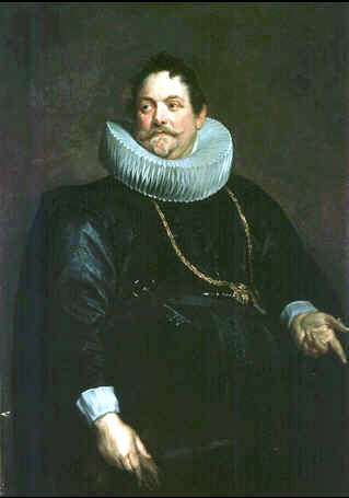 Uffizi 38 (Sir Anthony van Dyck - Portret van Jean de Montfort)
