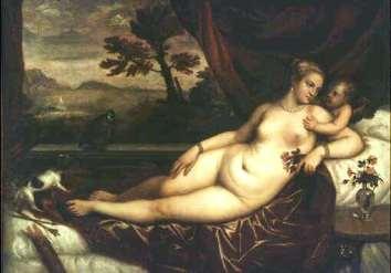 Uffizi 40 (Titiaan - Venus en Cupido)