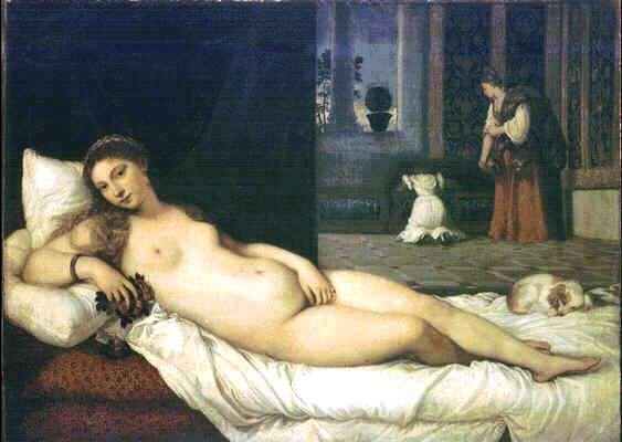 Uffizi 41 (Titiaan - Venus van Urbino)