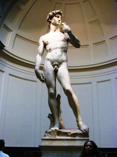 Uffizi 42 (Michelangelo - David)