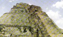 Uxmal 06 (Piramide van de tovenaar)