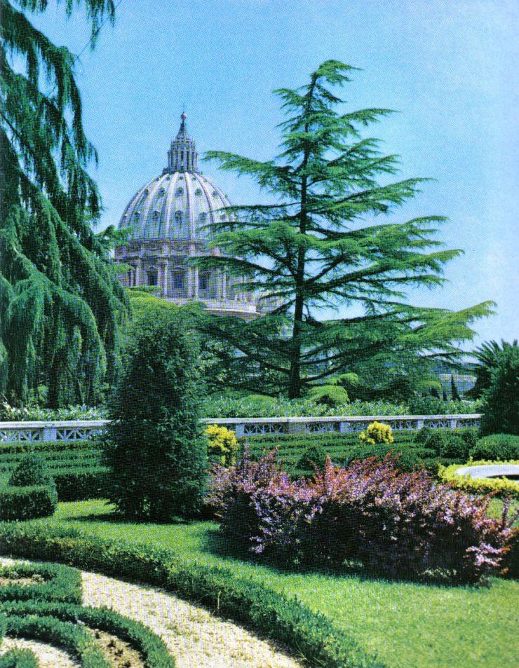 Vaticaanse tuinen 01