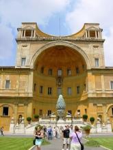 Vaticaanse tuinen 06