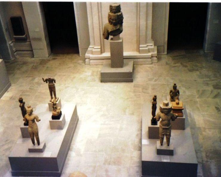 Verzameling van Boeddha's
