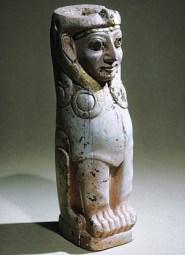 Vrouwelijke sfinx - Assyrië - 1800 v.C.