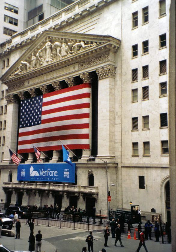 Wall Street 07 (New York Stock Exchange)