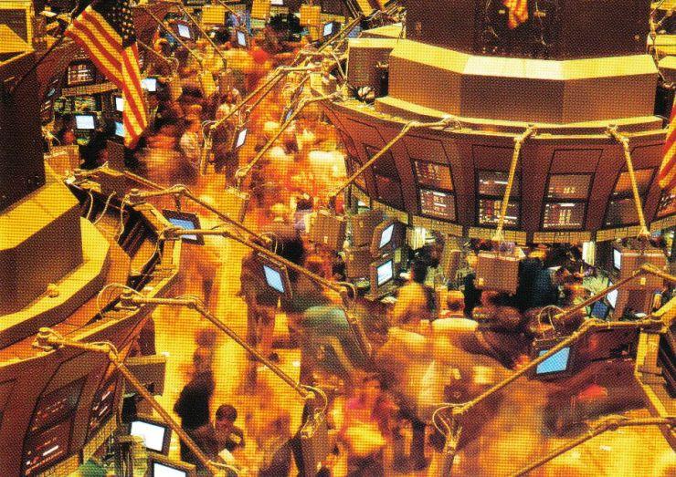 Wall Street 08 (New York Stock Exchange)