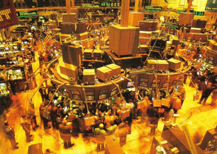 Wall Street 09 (New York Stock Exchange)