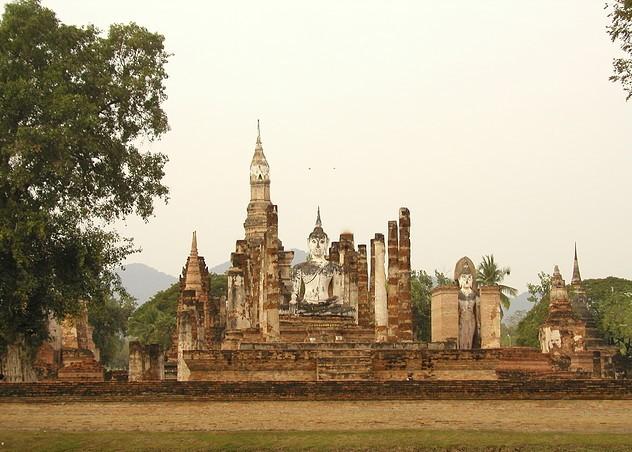 Wat Mahathat 09