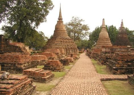 Wat Mahathat 18